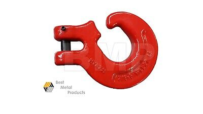 Heavy Duty Logging Chain Chocker Forestry Sling Slip Tracktor Hook 0900107