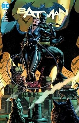 Batman v.3 # 50 -Yesteryear Comics Exclusive Jason Fabok Variant Limited to 2500