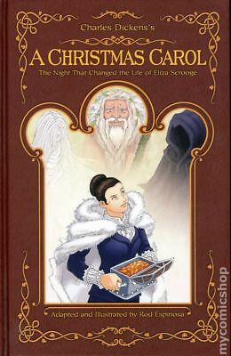 A Christmas Carol: Night That Changed the Life of Eliza Scrooge HC #1 2012 NM