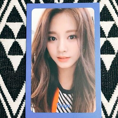 [TWICE TZUYU] Photocard Official New Summer Nights 2nd Special Album Photo 쯔위