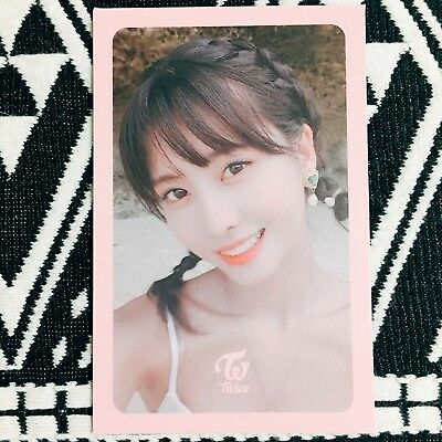 [TWICE MOMO] Photocard Official New Summer Nights 2nd Special Album Photo 모모