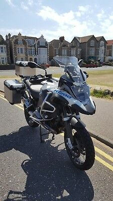 BMW GS 1200 Adventure 2014