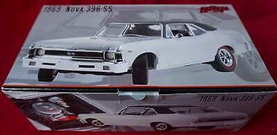 GMP 1969 Nova 396 SS 1/18 Die Cast - Limited Edition - NRFB - Look!