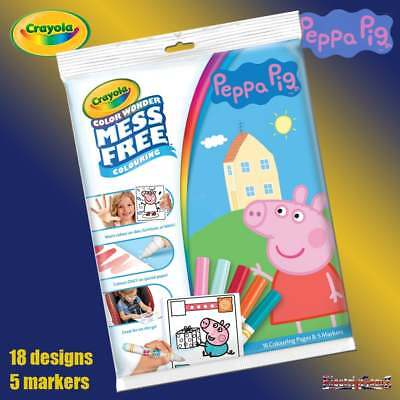 NEW CRAYOLA COLOR Wonder Teletubbies Mess Free Magic Colouring Colour Official £5 89 PicClick UK