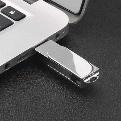 High Speed Rotate Type C USB 3.0 Dual Flash Drive (USB A 3.0 / USB C)