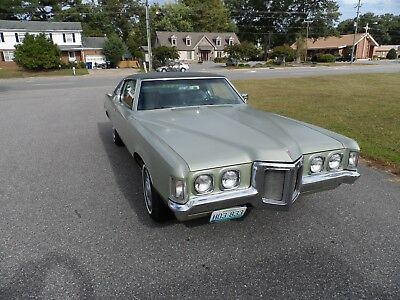 "1969 Pontiac Grand Prix Model ""J"" 1969 Pontiac Grand Prix Model J"
