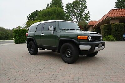 2014 Toyota FJ Cruiser  No Reserve 2014 FJ Cruiser 4,800 Low Miles Excellent 1 Owner Condition CARFAX