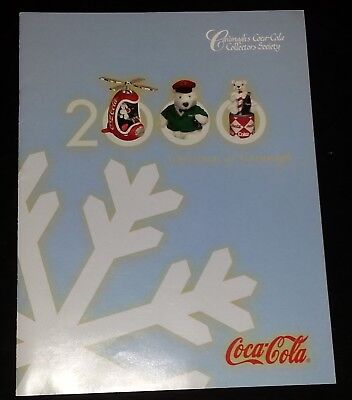 "Cavanagh's Coca-Cola Collectors Society ""2000 Christmas at Cavanagh"" guide"