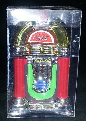 Coca-Cola Coke & A Song Salt & Pepper Shaker Set (Juke Box)
