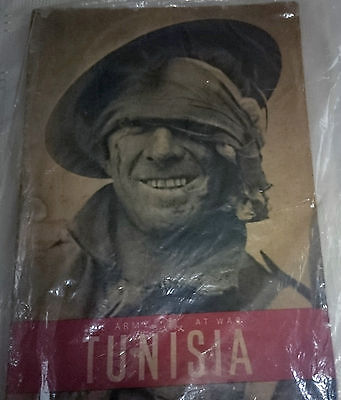 The Army At War 1944 Tunisia Magazine