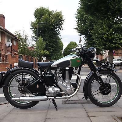 1949 BSA B33 500 Rigid Classic Vintage  Rare ' In Lovely Condition ' Must See.
