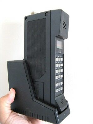 Vintage Radio Shack Nokia 17-1050A Cell Phone Brick With Harness