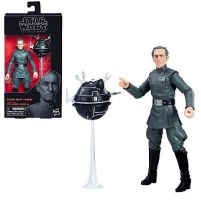 Star Wars The Black Series - Grand Moff Tarkin #63  6 Inch