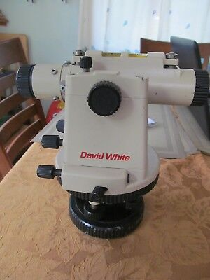 david white universal lt8-300p Tranist Level With Case Used