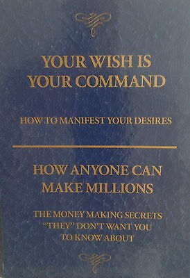 Your Wish Is Your Command,law Of Attraction,the Secret, Success, Succes!closing!