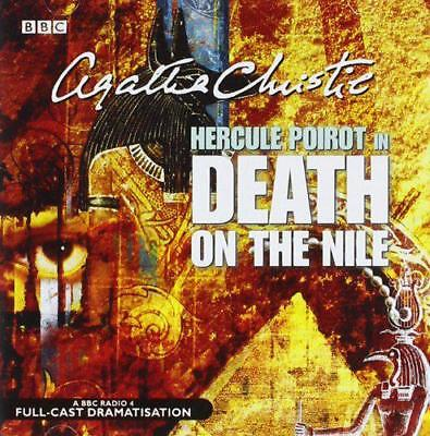 Death on the Nile by Agatha Christie, Michael Bakewell | Audio CD Book | 9780563