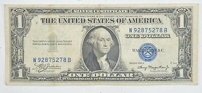 Crisp - 1935-A United States Dollar Currency $1.00 Silver Certificate *753