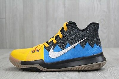 reputable site 7de08 10514 31 New Boys Nike Kyrie 3 What the (GS) Youth basketball shoes AH2287 700