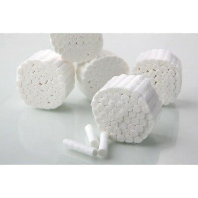 2000 pcs Dental COTTON ROLLS #2 MEDIUM