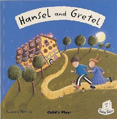 Hansel and Gretel (Flip-Up Fairy Tales) by    Paperback Book   9781904550730   N