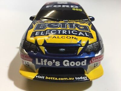 Scalextric C2693 Ford Falcon 888 Lowndes Betta Electrical **rare & Race Tuned**