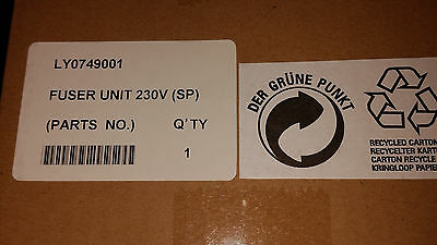Brother Fixiereinheit / Fuser Unit 230 V - LY0749001 -