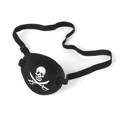 Child Kids Pirate Skull Crossbone Eye Patch Eye Mask Eyeshade for Lazy Eye