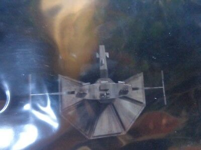 STAR TREK Eaglemoss Starships  60 S.S. BOTANY BAY Kahn   Neu OVP