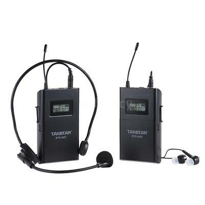 TAKSTAR WTG-500 UHF Wireless Acoustic Transmission System (Transmitter + Q1E7