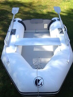 Inflatable dinghy 3D super light twin air 180 NO RESERVE