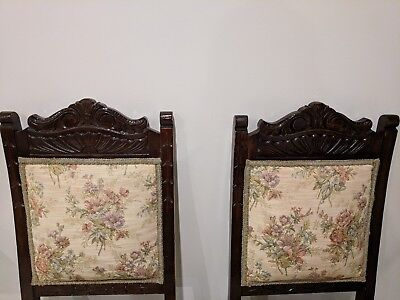 Dining chairs antique