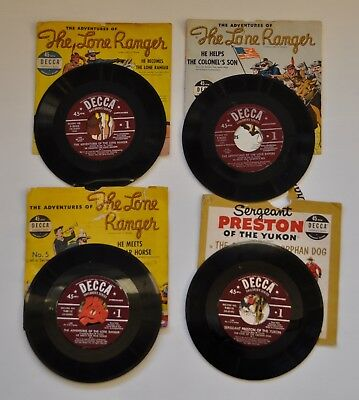 Lot of  35+ Vintage Records Children's and Popular Songs of 1960's