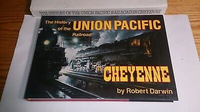 The History of the Union Pacific Railroad in Cheyenne top wie neu