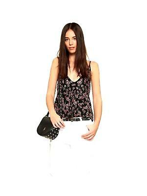 Top Aniye By P8 8 185166 00002 Beverly nero paillettes ss 18