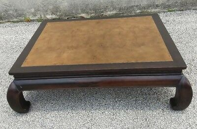 Mid- Century Hedredon Ming Style Coffee table