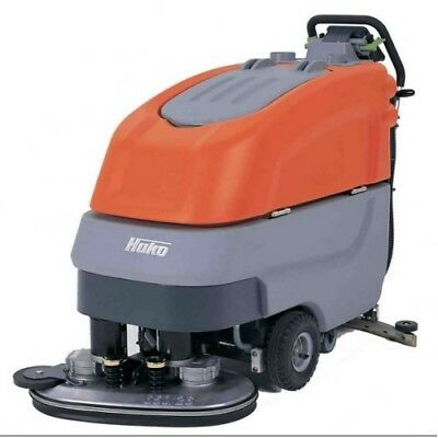 Hako B 70 / SCRUBBER DRYER NEW BATTERY
