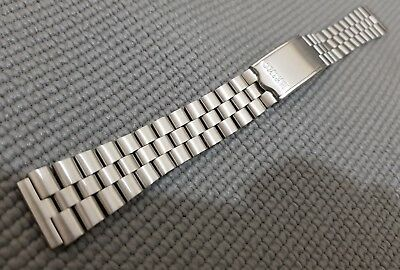Stainless Steel Bracelet for Seiko 6138 UFO YACHTSMAN Chronograph 6139 Watches