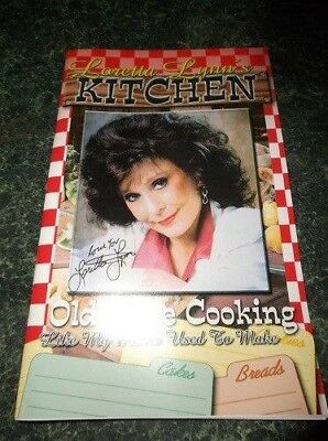 "LORETTA LYNN - Old time cooking "" Like My Mama Use to Make"" New New!!!!!!!"
