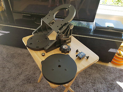 """Meade LX200 8"""" Equatorial Wedge with LX90 8"""" Adaptor plate"""