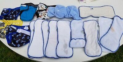 5 Count Best Bottom Cloth Diaper Cover Lot One Size