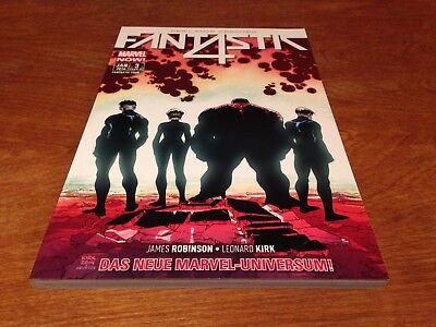 Fantastic Four – Der lange Abschied 3 (Panini Softcover)