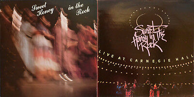 Sweet Honey In The Rock: Sweet Honey In The Rock, Live At Carnegie Hall; 2 LPs