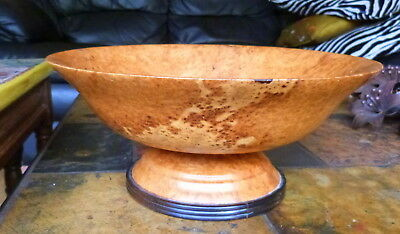 Old wooden ? bowl
