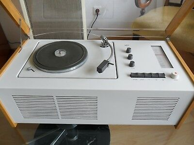 BRAUN SK55 Dieter Rams Schneewittchen Sarg - Revised and very nice condition.