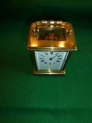 Antique French Carriage Clock