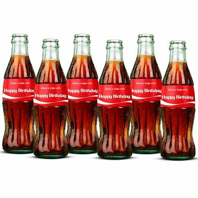 Code For 2 Share A Coke Coca Cola Custom 8 Oz Glass Bottle Exp 9/30/18 Sac Hot