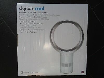 Dyson Cool AM06 Air Multiplier Ventilator / Tischventilator NEU + OVP
