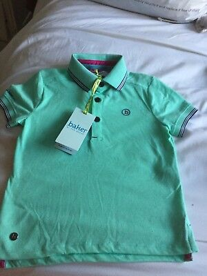 Baby / Toddler / Infant  Boys Ted Baker Polo Shirt Age 18- 24 Mths Bnwt