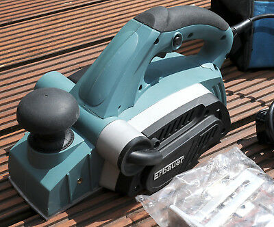 Erbauer 4mm Power Wood Planer 230-240V
