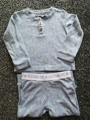 Baby Boys Top & Bottoms Age 12-18 Month's